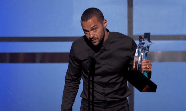 Jesse Williams' Fiery BET Awards Speech