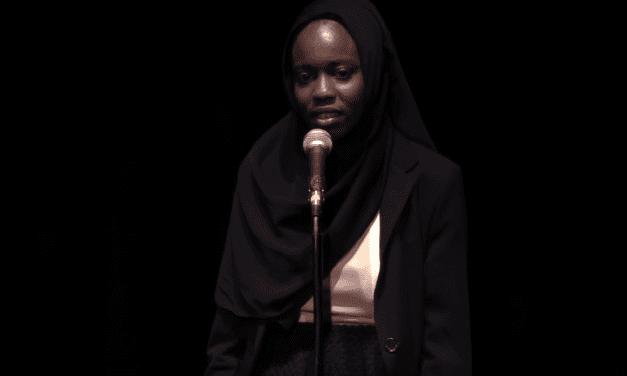 Women of the World Poetry Slam Finals 2016 – Emi Mahmoud