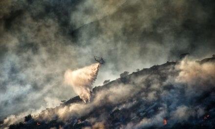 FIREFIGHTING BY RUSS ALLISON LOAR